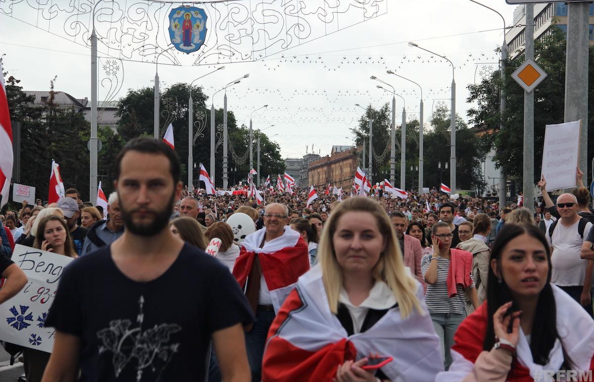 Беларусь в кривом зеркале кремлевских медиа в Украине