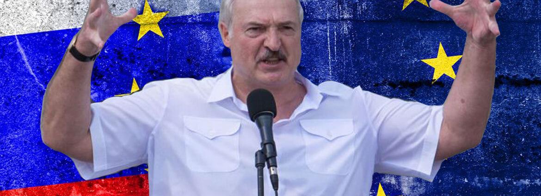 Беларусь, Евросоюз, Россия. Как ведут себя по отношению к Беларуси два важных международных актера