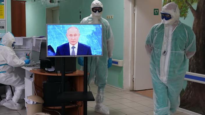 Игра на повышение ставок: как пропаганда РФ реагирует на новое обострение с Западом