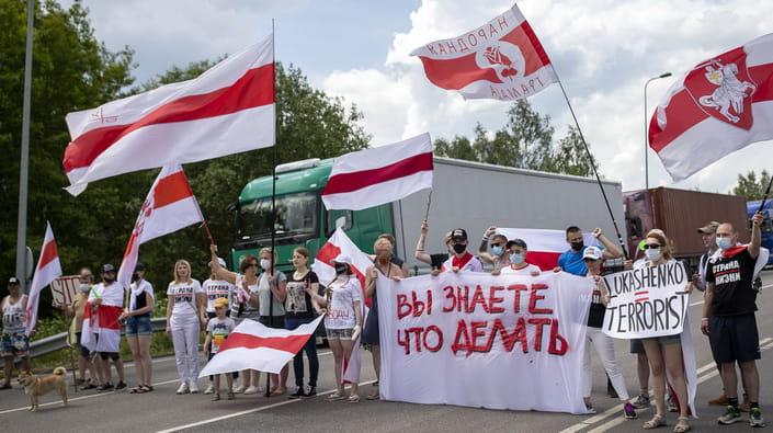 """План РФ і """"червоні лінії"""" Лукашенко: відповідаємо на питання про події в Білорусі"""