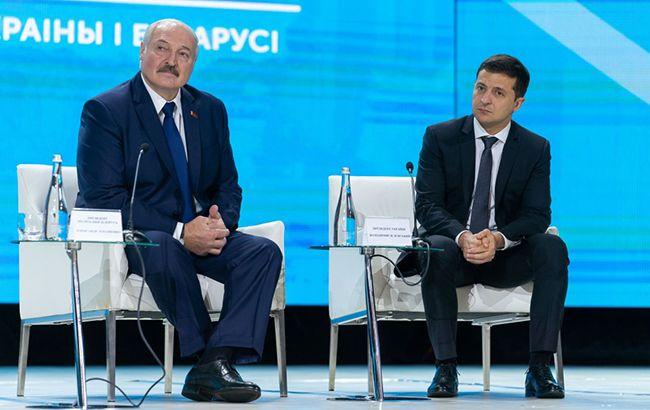 Украина – Беларусь: квартал без шуток