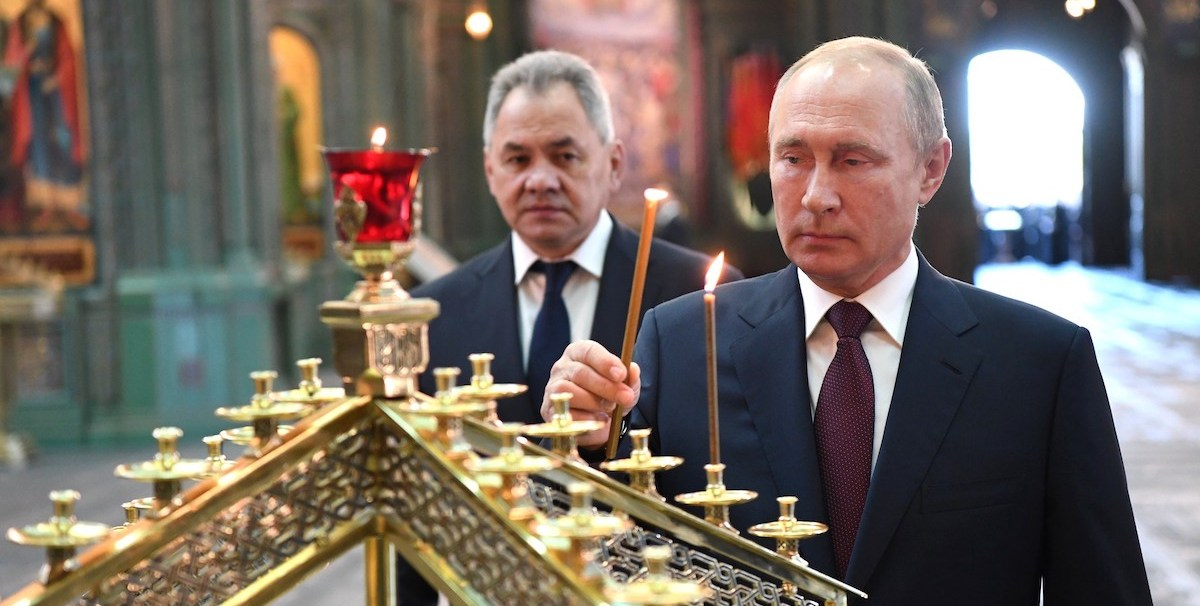 Последний крестовый поход Путина