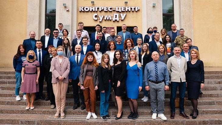 Міжнародний семінар «НАТО та Україна: чому ми хочемо зробити націю стійкішою?»